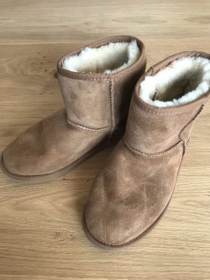 Emu Winter Boots light brown