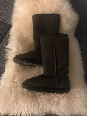 Emu Lammfell Boots