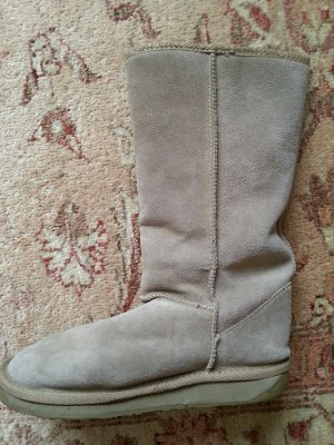 EMU Lammfell Boots halbhoch