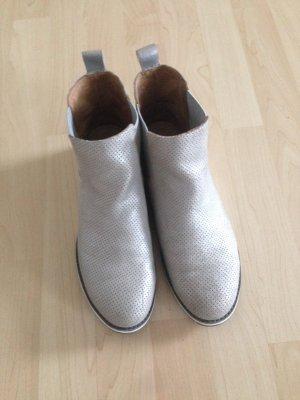 Emu Schuhe Gr.38 silber wie Neu