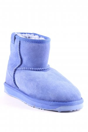 Emu Snowboots stahlblau Casual-Look