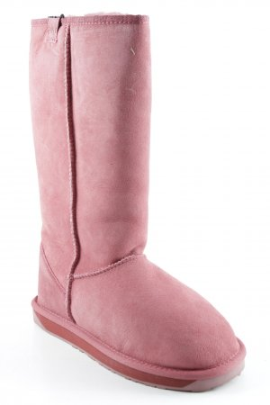 Emu Winterstiefel rosa Casual-Look