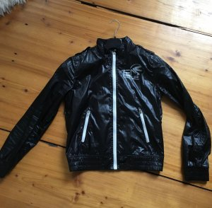 Energie Bomber Jacket black-white