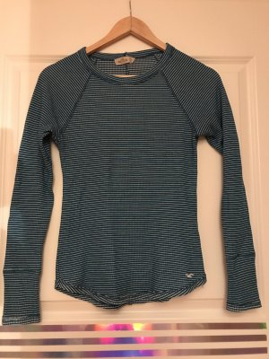 Hollister Ribbed Shirt multicolored