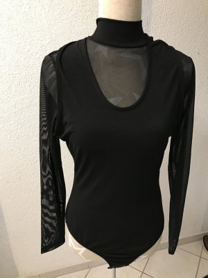 Ashley Brooke Top black cotton