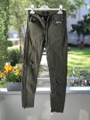 Skinny Jeans khaki
