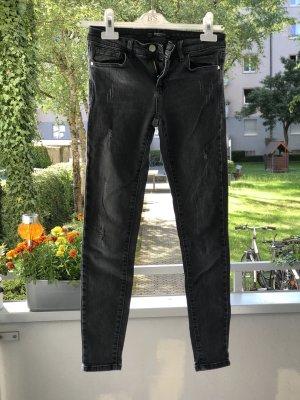 Skinny Jeans dark grey