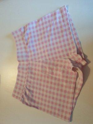 Atmosphere Hot pants bianco-rosa