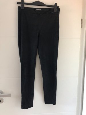 H&M Peg Top Trousers black