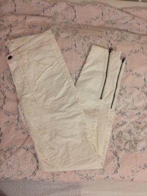 Enge weiße Hose von H&M