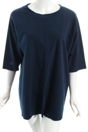 Engelberg Sefko T-Shirt dunkelblau Casual-Look