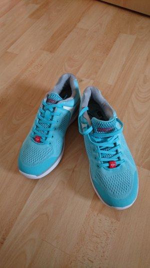 Engelbert Strauss Lace Shoes light blue
