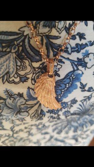 Engelsrufer Flügel 925 Sterling Silber vergoldet