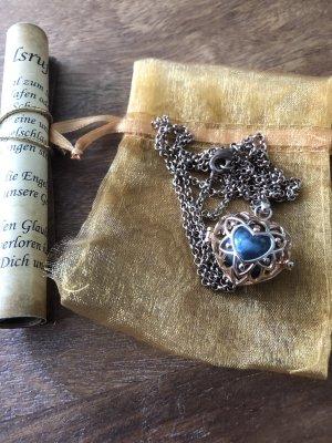 Engelsrufer Necklace gold-colored-dark blue