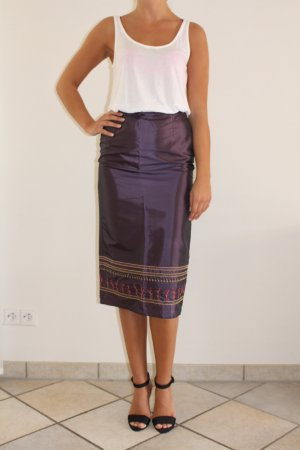 Kookai High Waist Skirt multicolored