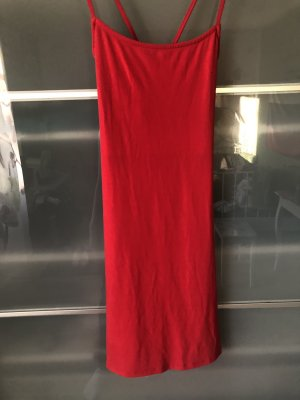 H&M Beach Dress red