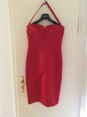 enges rotes Abendkleid im gucci Style 38 Vera Mont