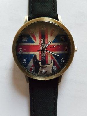 England Armband Uhr Unisex