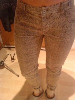 Enjoy Pantalón de cinco bolsillos multicolor Algodón