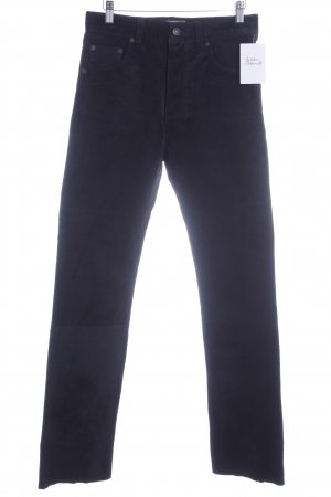 Enjoy Leather Trousers black country style