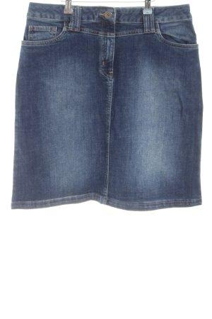 enna Jupe en jeans bleu style décontracté