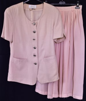Apart Fashion Ladies' Suit pink viscose