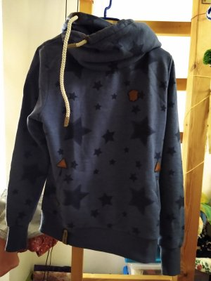 Naketano Hooded Sweater blue-dark blue