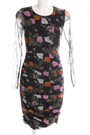 Envi Fashion Design Stretch Dress allover print elegant