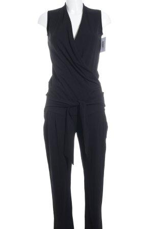 Envie de Fraise Jumpsuit schwarz klassischer Stil