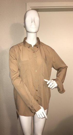 Blouse rose chair-beige
