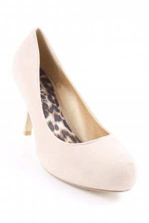 ENVY Plateau-Pumps creme Casual-Look