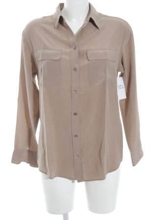 Equipment Hemd-Bluse altrosa Casual-Look