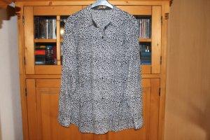 ERFO Bluse aus Baumwolle im Animal Print; Größe 48