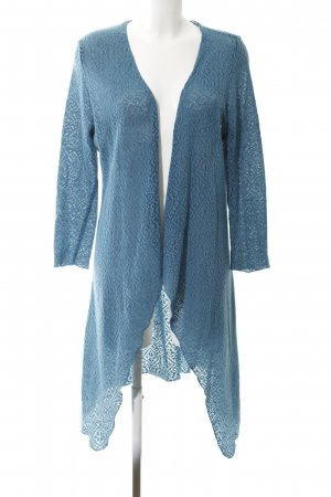 Erfo Cardigan blau Casual-Look