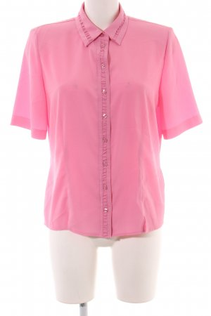Erfo Hemd-Bluse pink Business-Look