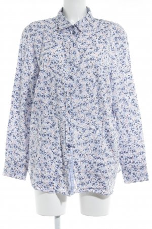 Erfo Hemd-Bluse florales Muster Casual-Look