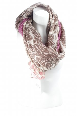 Erfurt Kerchief mixed pattern casual look