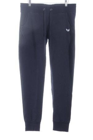 Erima Pantalon de jogging noir style athlétique