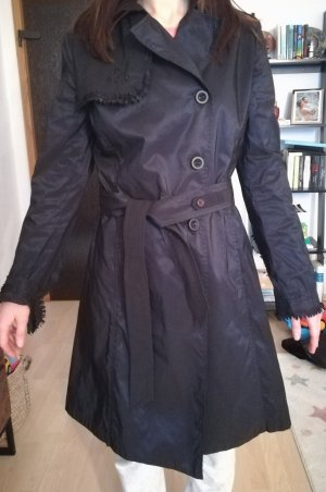 Ermanno Scervino Abito cappotto nero