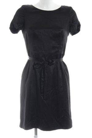 Escada A-Linien Kleid schwarz Elegant