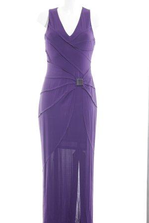 Escada Abendkleid dunkelviolett Elegant