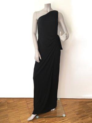 3981c43a2b4 Escada Abendkleid Maxikleid Toga Kleid schwarz Gr. 38 UNGETRAGEN 100%  Viskose