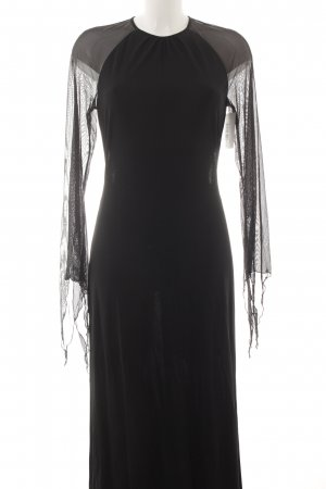 Escada Abendkleid schwarz Elegant