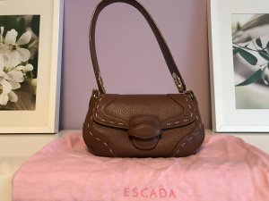 ESCADA Bag mini in Cognac