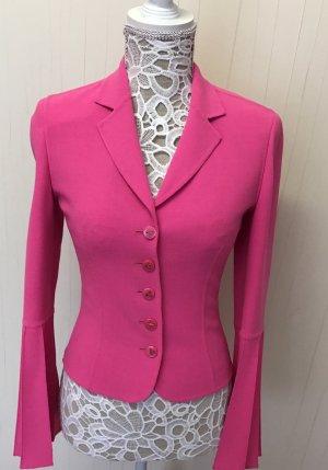 Escada Korte blazer roze