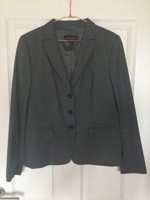 Escada Blazer in lana grigio Lana vergine