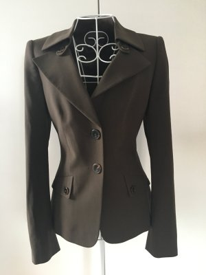 Escada Blazer mit Knopfdetail am Revers