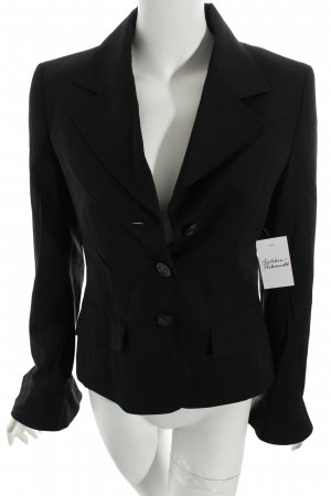 Escada Blazer schwarz Business-Look