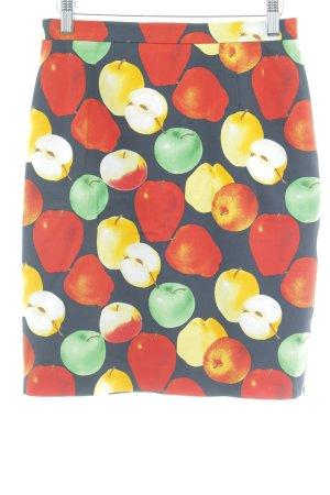 Escada Bleistiftrock abstraktes Muster extravaganter Stil