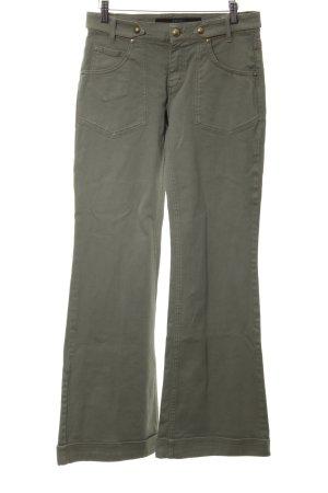 Escada Boot Cut Jeans khaki Casual-Look